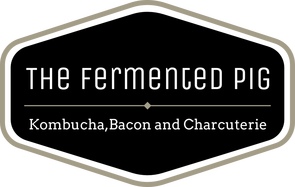 The Fermented Pig logo